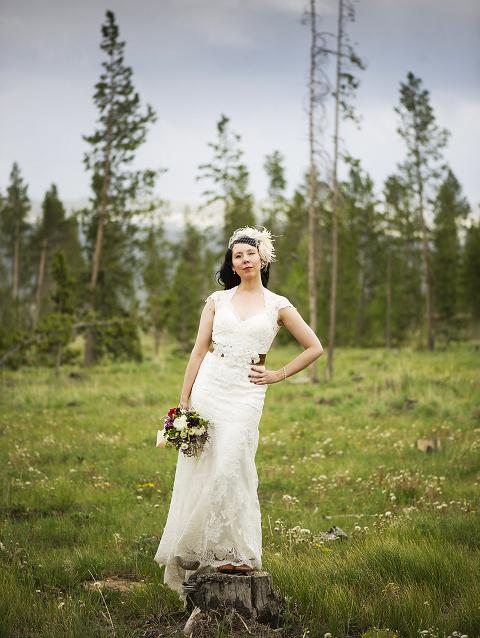 Wild Horse Inn Wedding Photos 00032